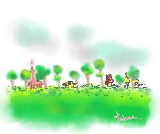 No.451 神の知恵と指導者ガマリエルの考察/雨と自動車と小鳥のさえずり 2021.6.20_c0265111_15473249.jpg