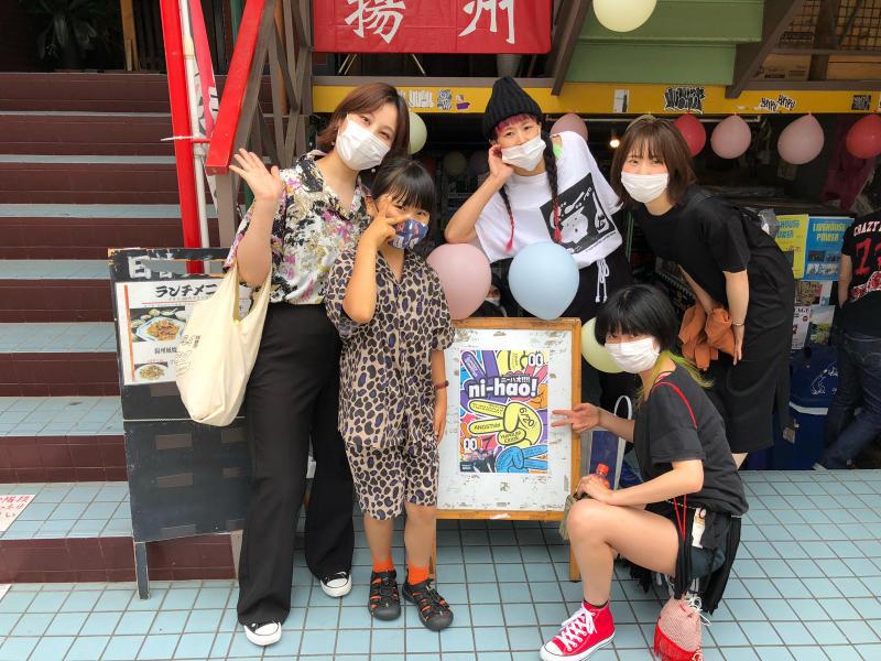 高松!ニーハオ!!!! CHI-SOUND CHI-SHOW :YUKARI_c0130623_23004507.jpg