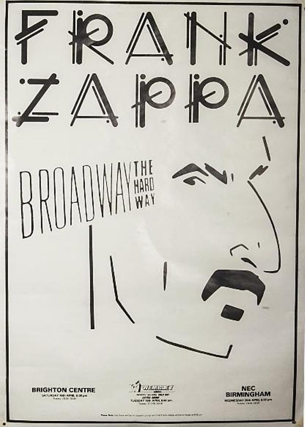 ZAPPA \'88: THE LAST U.S. SHOW (JZ)_c0058954_09030983.jpg