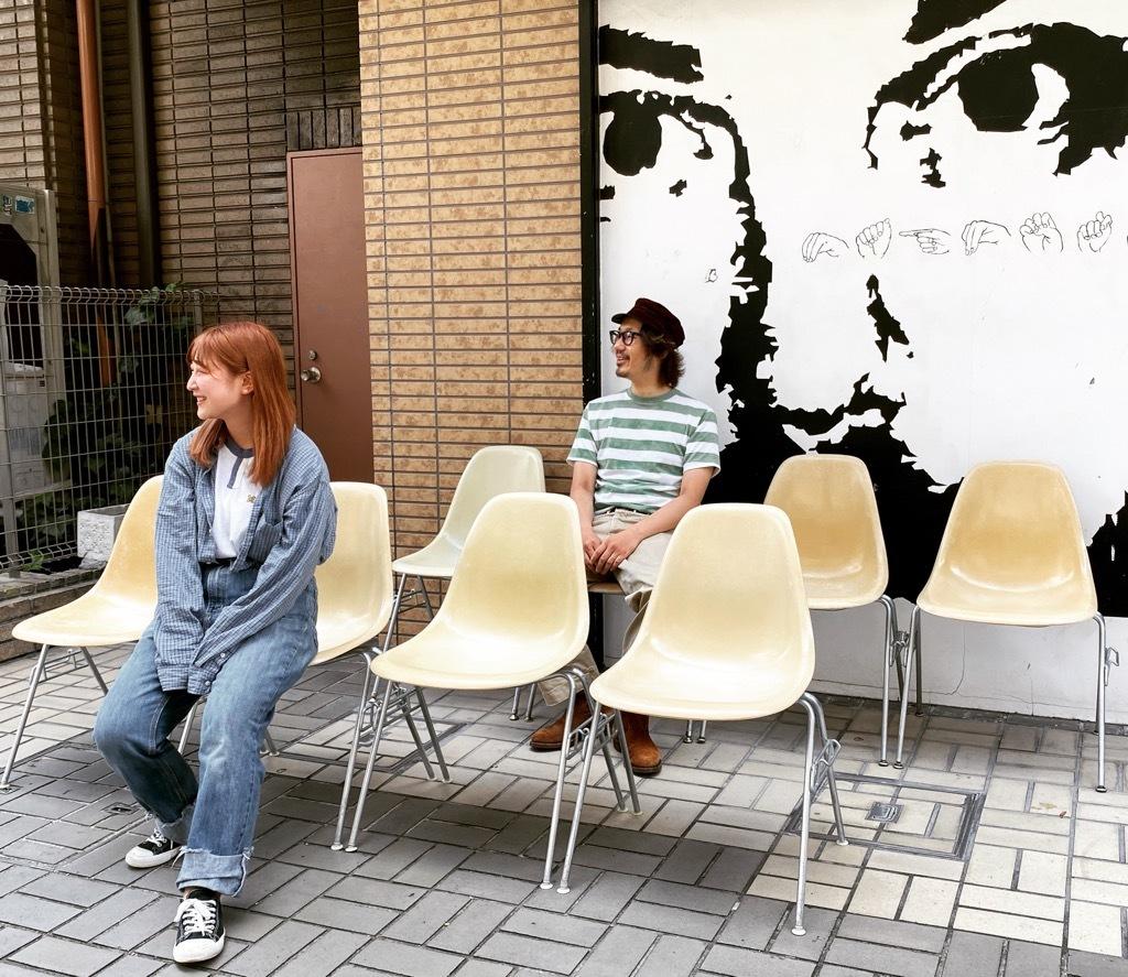 6月26日(土)マグネッツ大阪店ヴィンテージ家具入荷日!! #1 HermanMiller Eames編!! ArmShellChair,SideShellChair!!_c0078587_17071899.jpg