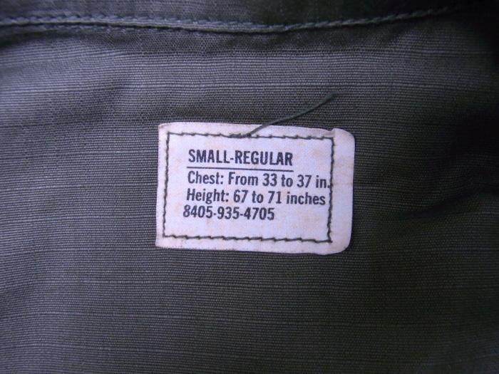 ジャングルファティーグジャケット比べてみた。 もう中田SESSLERで、いいんじゃね?_a0164296_22124950.jpg