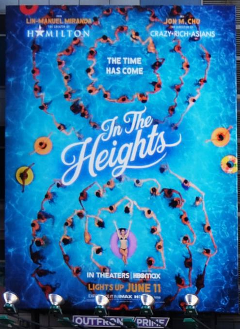タイムズ・スクエアで見かけた映画版『イン・ザ・ハイツ』の巨大看板_b0007805_23174130.jpg
