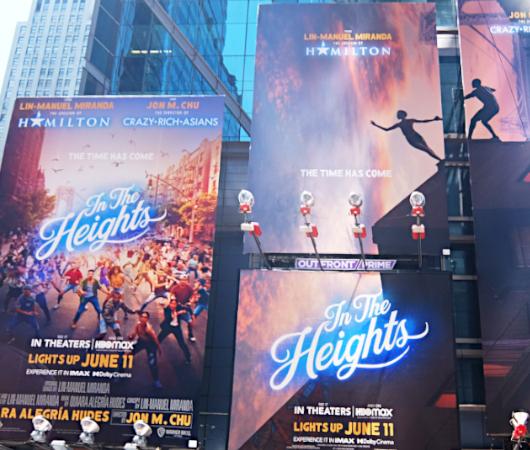 タイムズ・スクエアで見かけた映画版『イン・ザ・ハイツ』の巨大看板_b0007805_23192969.jpg