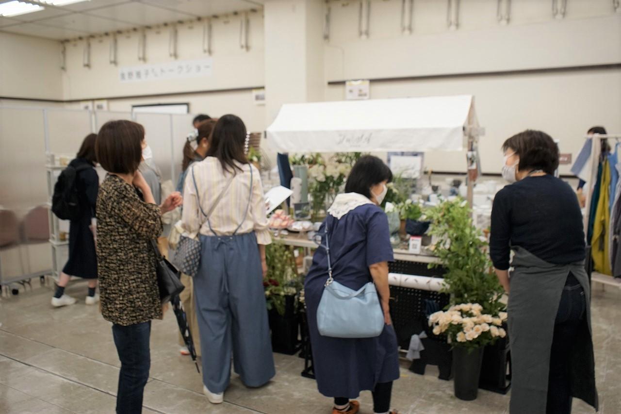 【イベント出展】スタイリスト達がオリジナル開発・セレクト商品ブランドがデパートやイベントで_c0337233_17290289.jpg