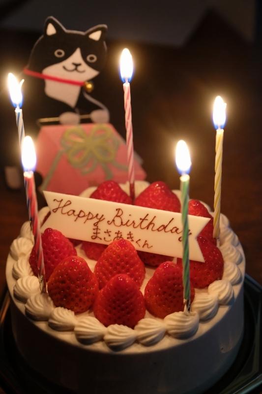 誕生日 非常事態宣言最終日 _f0050534_09264568.jpg