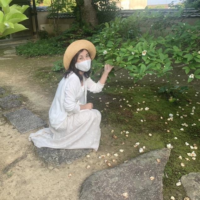 20210621 夏至の日沙羅双樹のお花とキャンドルナイト_d0145345_11505700.jpeg