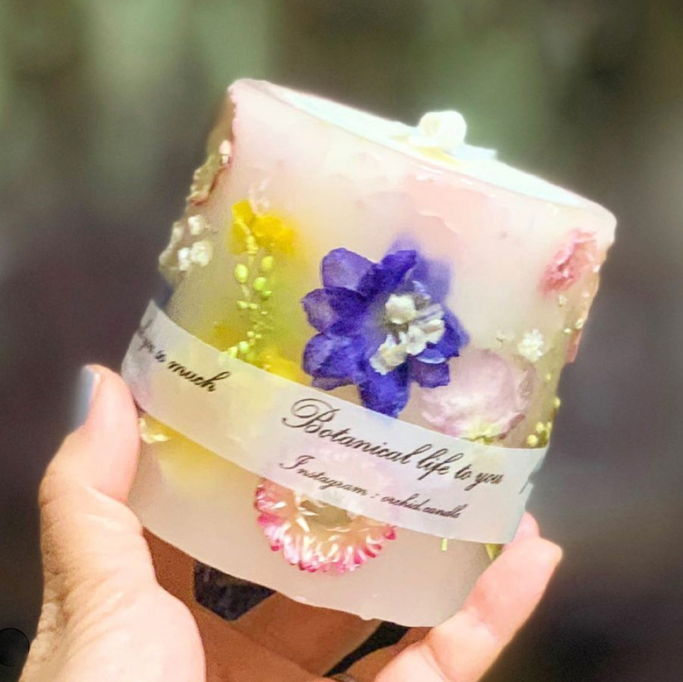 7/10(土)特別教室【ボタニカルアロマキャンドルWS orchid.candle】_a0017350_02403869.jpg