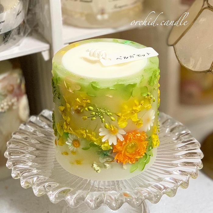 7/10(土)特別教室【ボタニカルアロマキャンドルWS orchid.candle】_a0017350_02405247.jpg
