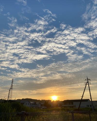 夏至の夕空_f0349957_10522788.jpg