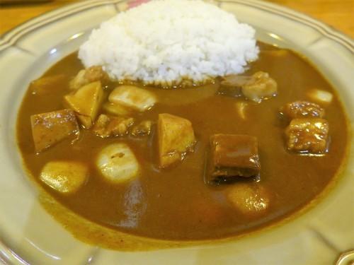 三鷹「Ideal Curry Inaba イデアルカリーイナバ」へ行く。_f0232060_21274607.jpg
