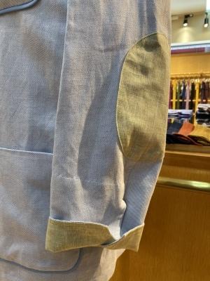 """""""ORLEANS"""" FOR SUMMER BY USING IRISH LINEN FROM """"EMBLEM"""" ,FABRIC MADE IN IRELAND_d0155468_15440221.jpeg"""