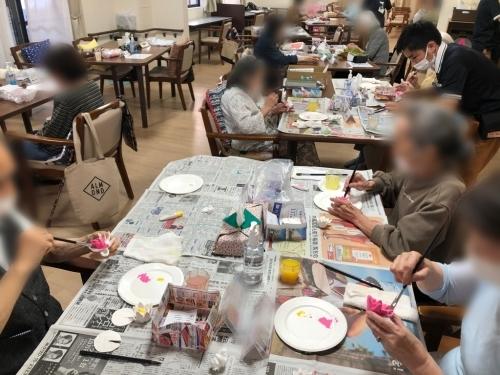 粘土工作教室 睡蓮を作ろう_f0395434_16151057.jpeg