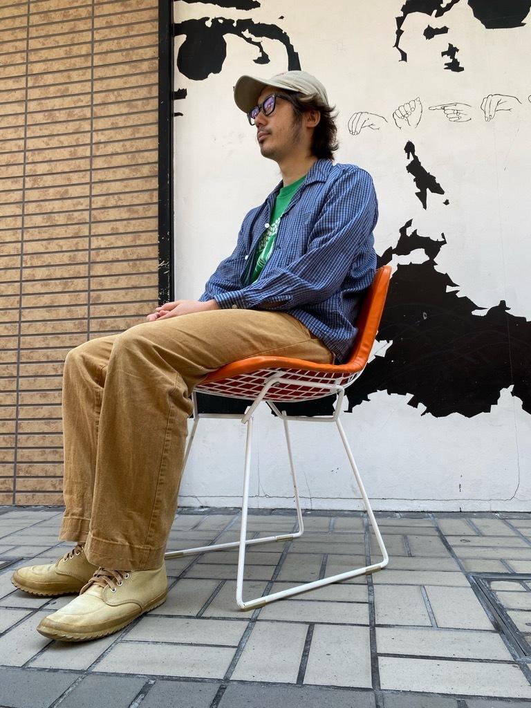 6月26日(土)マグネッツ大阪店ヴィンテージ家具入荷日!! #2 Chair&Lamp編!! Knoll HarryBertoia,GF,DAZOR,Heywood!!_c0078587_13463709.jpg