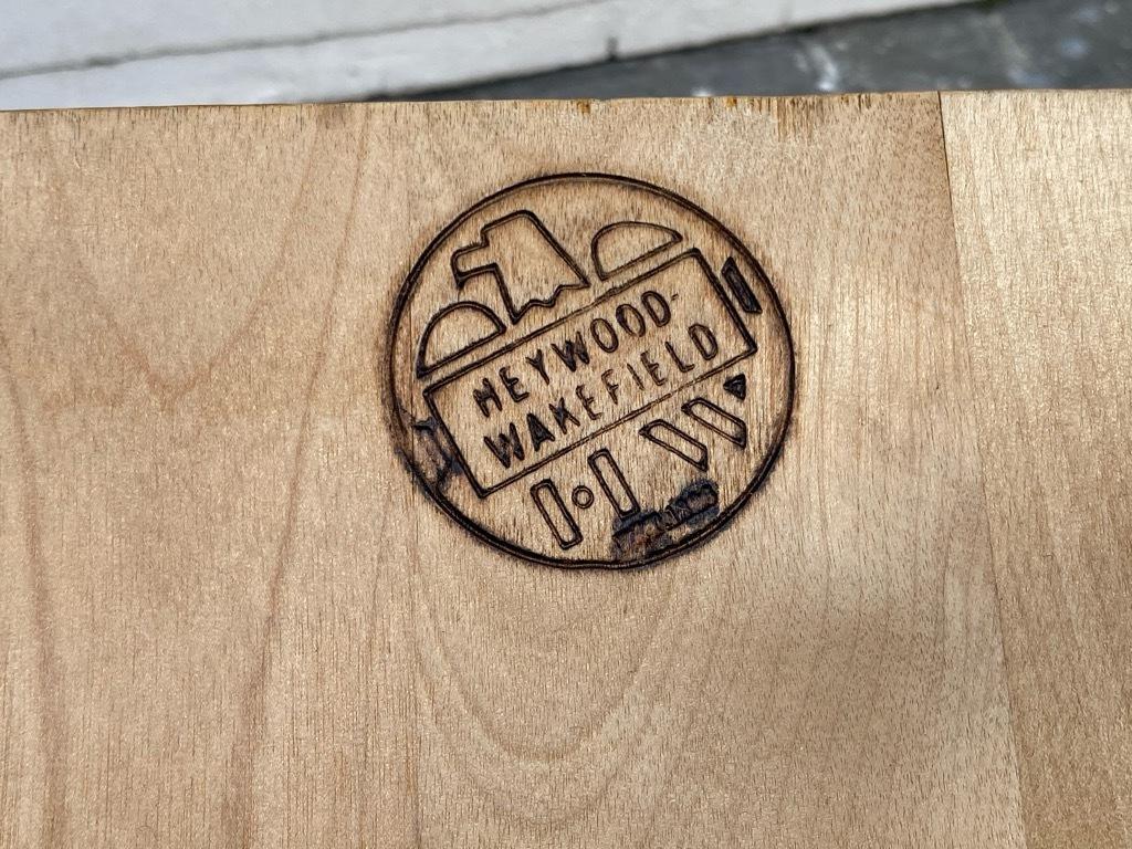6月26日(土)マグネッツ大阪店ヴィンテージ家具入荷日!! #2 Chair&Lamp編!! Knoll HarryBertoia,GF,DAZOR,Heywood!!_c0078587_17104783.jpg