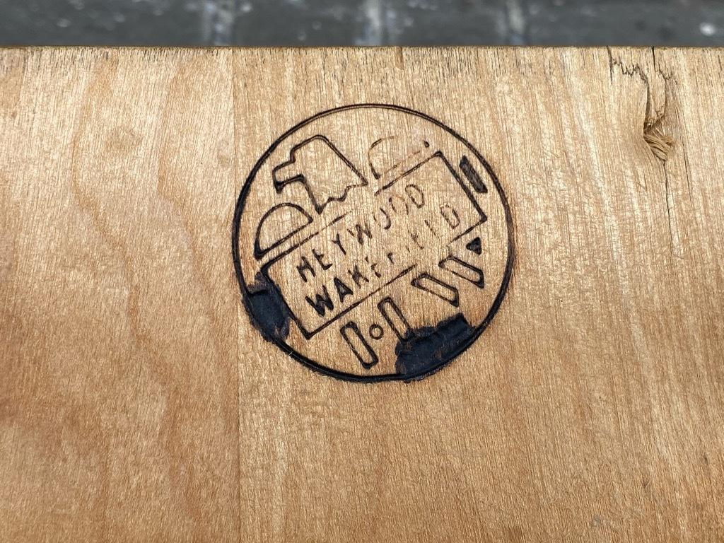 6月26日(土)マグネッツ大阪店ヴィンテージ家具入荷日!! #2 Chair&Lamp編!! Knoll HarryBertoia,GF,DAZOR,Heywood!!_c0078587_17110407.jpg