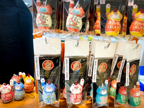 東急ハンズ名古屋店さんでの出店も27(日)までとなります。_a0129631_11565171.jpg