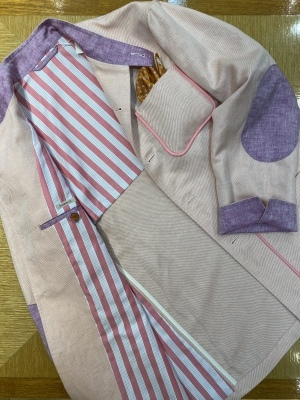 """""""ORLEANS"""" FOR SUMMER BY USING IRISH LINEN FROM """"EMBLEM"""", FABRIC MADE IN IRELAND 2_d0155468_14050202.jpeg"""
