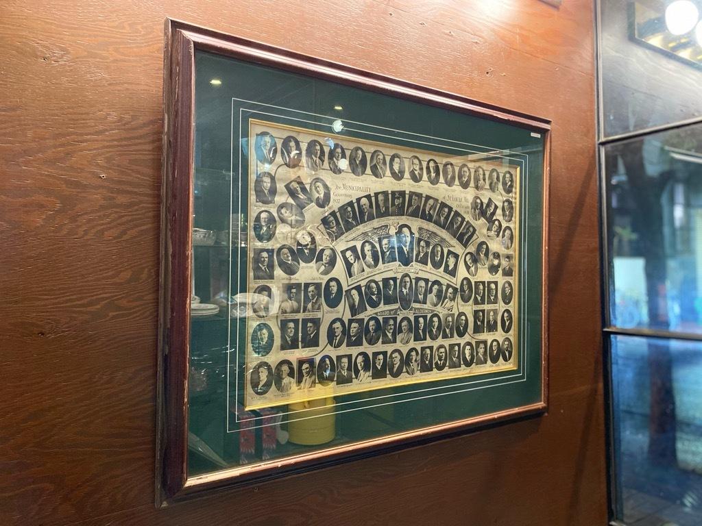 6月26日(土)マグネッツ大阪店ヴィンテージ家具入荷日!! #3 MIX編!!40'sグラスランプ地球儀, ~1910\'s Shriners&1930sNRA!!_c0078587_13595550.jpg