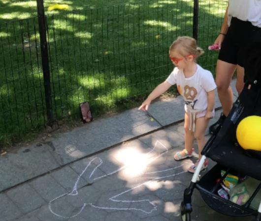ニューヨークの公園の遊び方_b0007805_21294208.jpg
