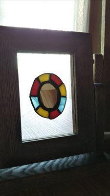 角度が変えれる鏡用の台_d0165772_21011691.jpg