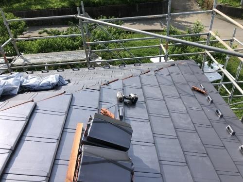 笛吹市 銀黒の屋根 その⑦_b0242734_22044567.jpeg