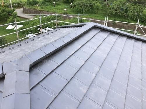 笛吹市 銀黒の屋根 その⑦_b0242734_22104479.jpeg
