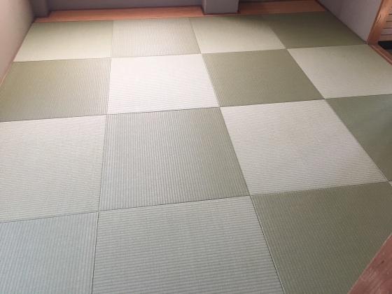 【千葉市緑区】44%off琉球畳の激安セール〜施工例&日記_b0142750_09355105.jpeg