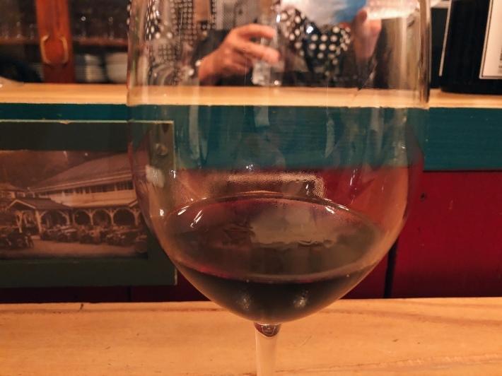 巣鴨「ワインとフルーツカクテルとボブ・ディランの店 MyLan」★★★☆☆_a0080579_05221633.jpg
