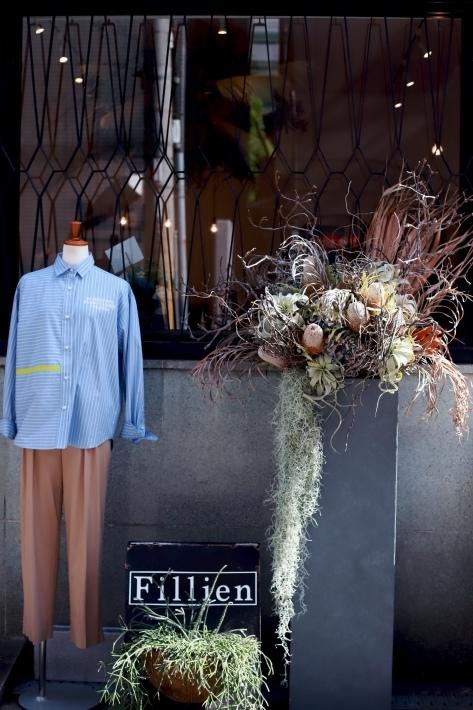 セレクトショップの店内装花_b0208604_12421003.jpg