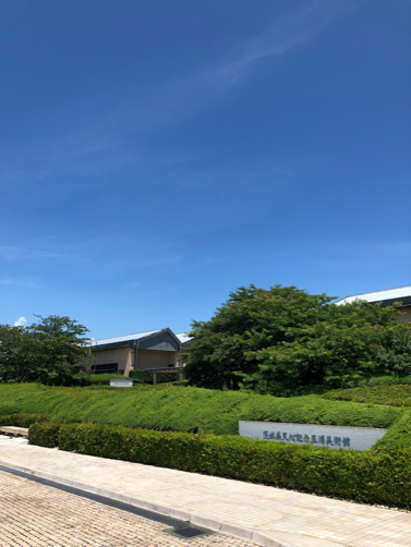 五浦美術館で「筑波大学日本画40年の軌跡」展&茨城県移動展覧会_f0207146_06451047.jpg