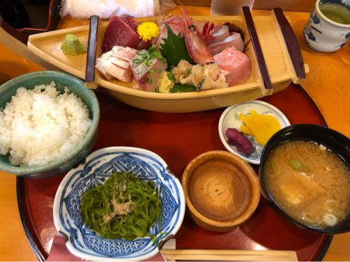 新鮮お刺身のランチ♪地魚料理なぶら@北茨城市_f0207146_12333224.jpg
