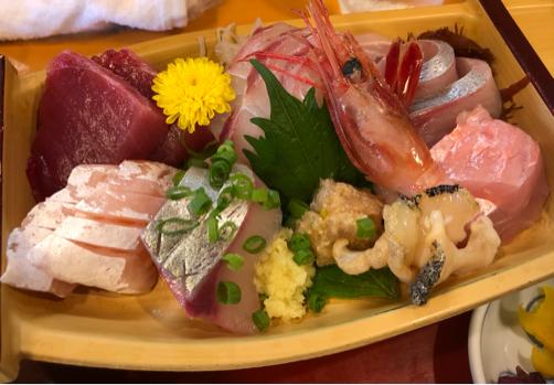 新鮮お刺身のランチ♪地魚料理なぶら@北茨城市_f0207146_12334506.jpg