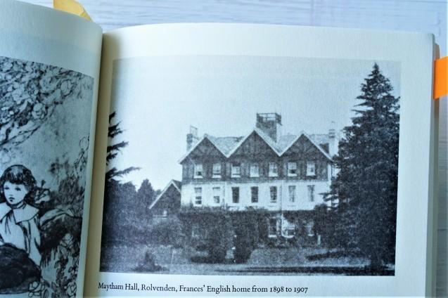 バーネットの住んだ邸宅と好きだったバラ_c0333248_08463966.jpg