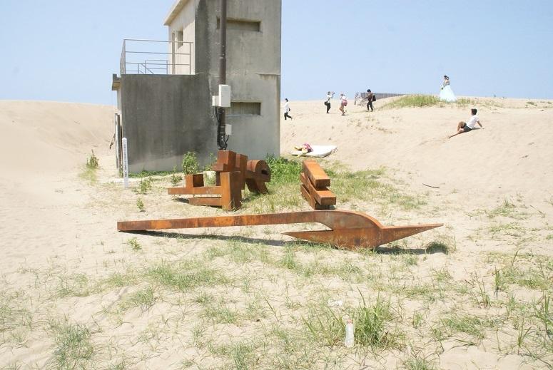 Cultural Typhoon2021 「内灘闘争―風と砂の記憶ー」展をめぐって_f0062159_17504916.jpg