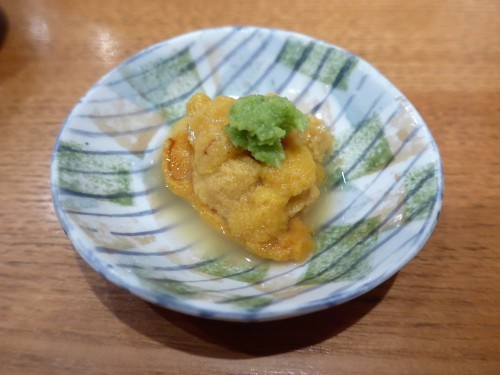 西荻窪「鮨いさお」へ行く。_f0232060_11330561.jpg