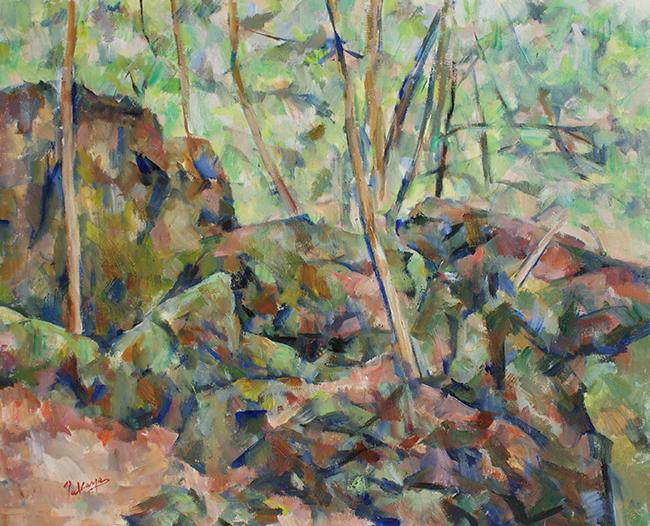 溶岩樹型の森(1)_c0236929_10351595.jpg
