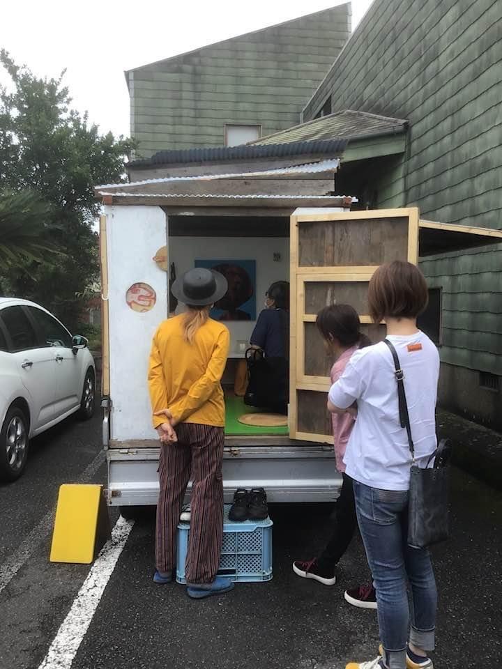 Art Van 福寿走 北九州ツアーの展示スケジュール_f0185280_10565031.jpeg