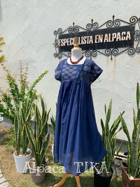 布のお洋服が一部商品SALEとなりました!夏本番にオススメ・コットンワンピース_d0187468_12365293.jpg