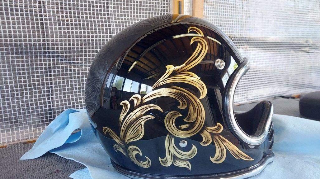 Helmet CustomPaint_e0269313_18500027.jpg