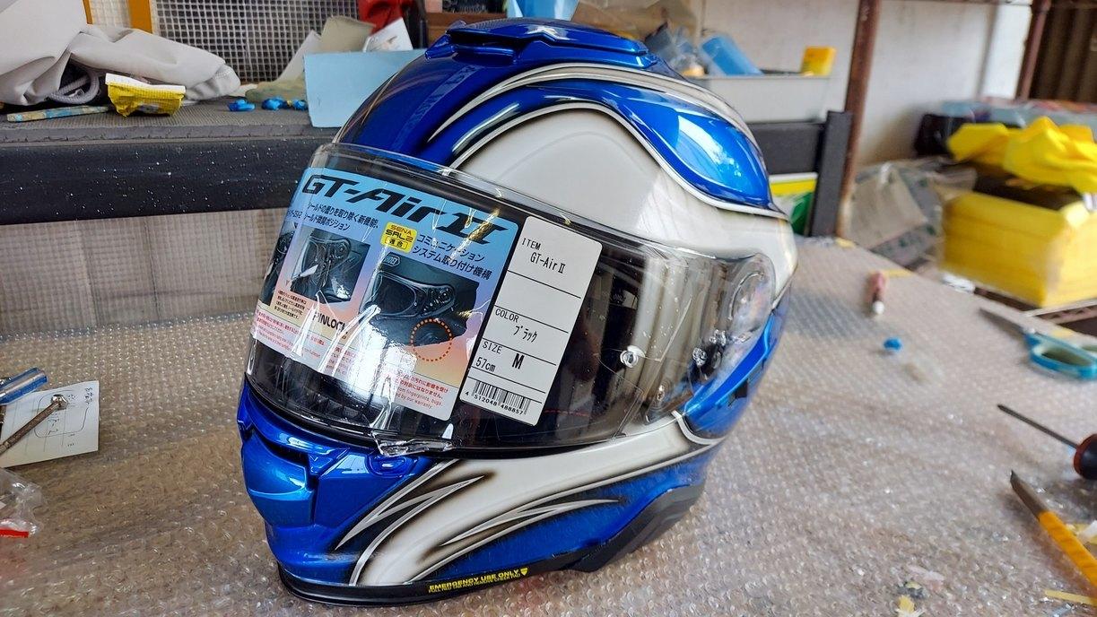 Helmet CustomPaint_e0269313_18501961.jpg