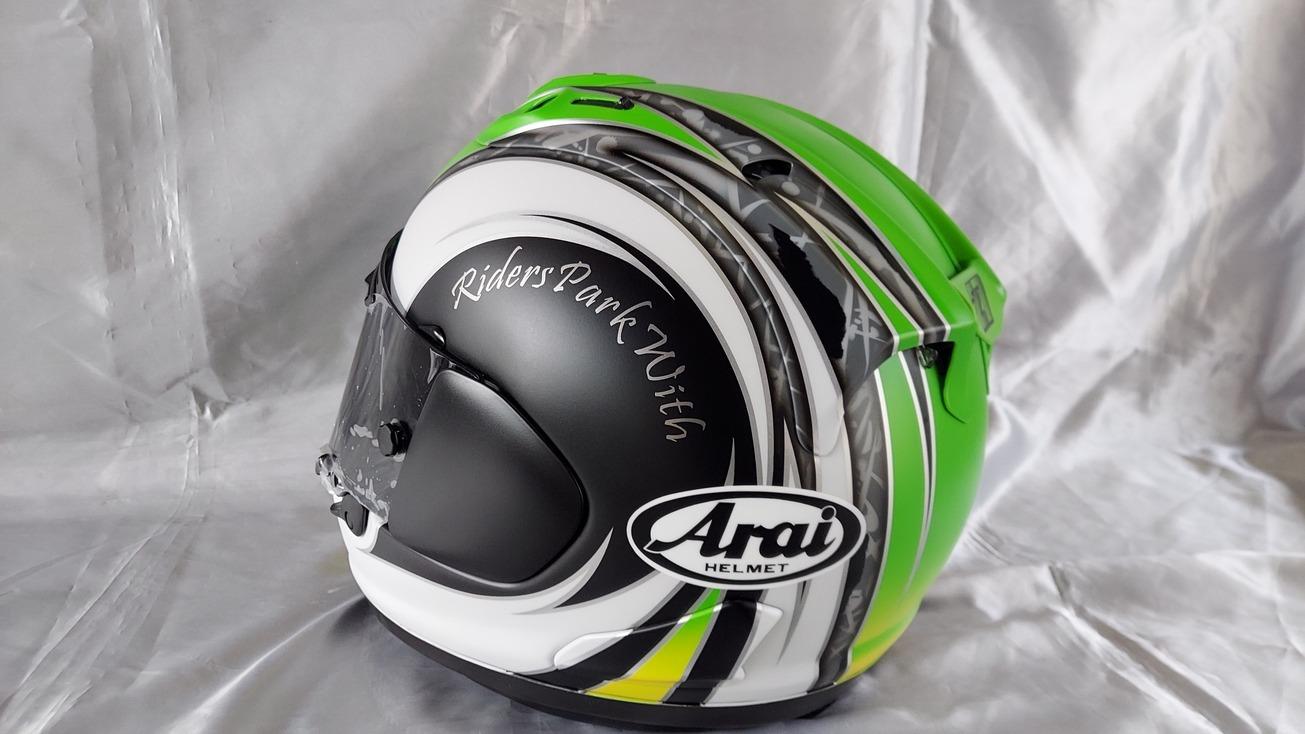 Helmet CustomPaint_e0269313_18503361.jpg