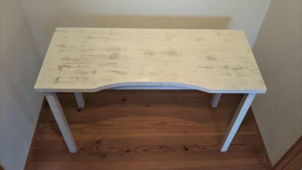 ネイルサロンさまの施術用テーブル_d0165772_21435499.jpg