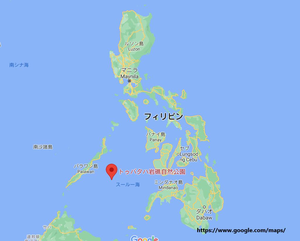 【フィリピントリビア】海の楽園・トゥバタハ岩礁自然公園_d0146933_16545873.png