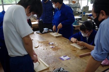 森林レボリューション計画=村立天竜中学校_f0114346_08414523.jpg