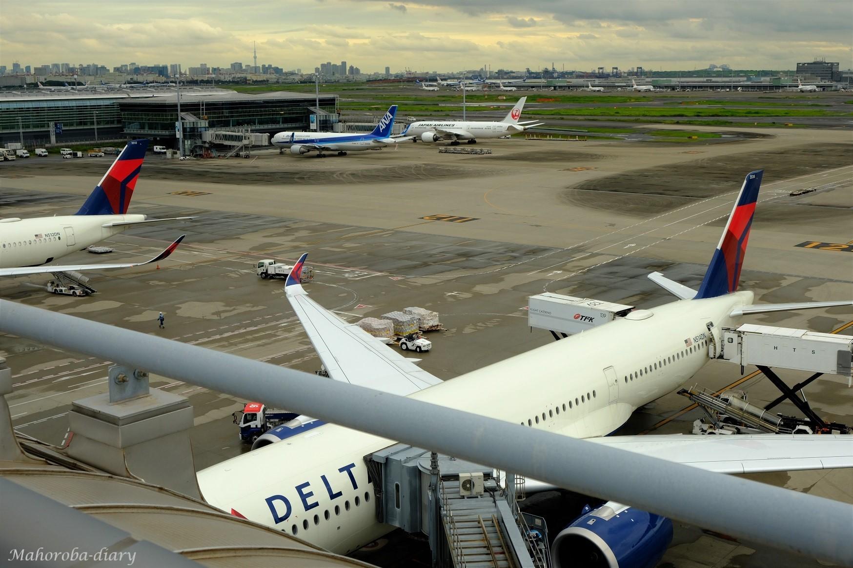 羽田空港第3ターミナル_b0362781_14501665.jpg