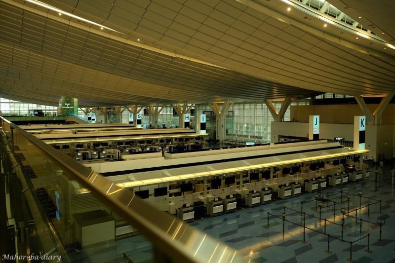 羽田空港第3ターミナル_b0362781_14505829.jpg