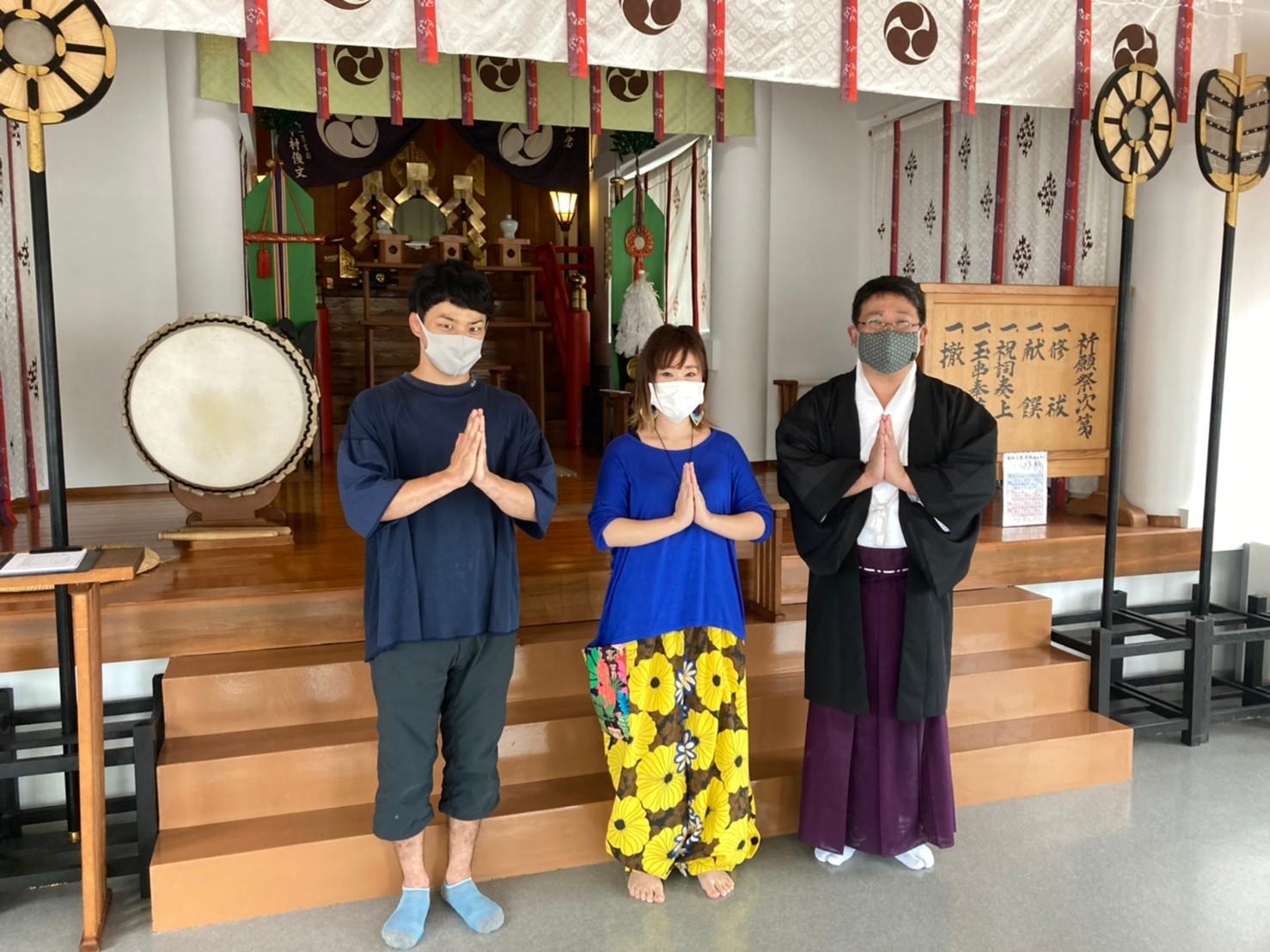 【第1回神社ヨガ開催決定!!】_c0045448_20094774.jpg