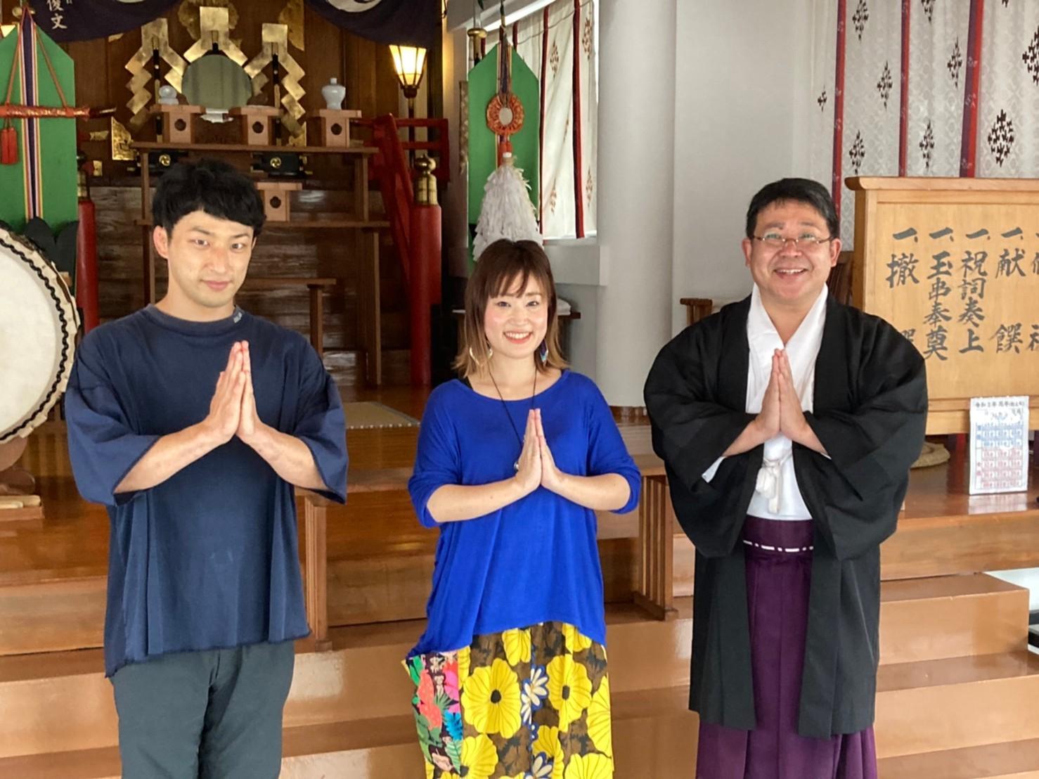 【第1回神社ヨガ開催決定!!】_c0045448_20103179.jpg