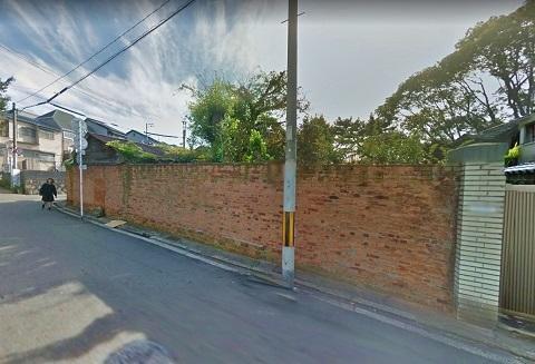 煉瓦塀は残った… <昭和恋々-4->_e0390949_11233266.jpg