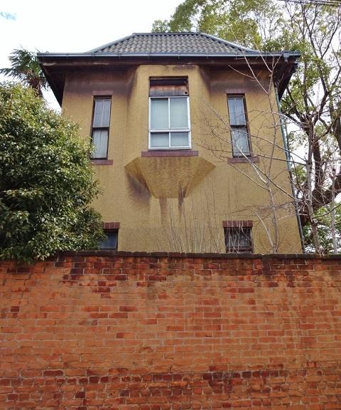 煉瓦塀は残った… <昭和恋々-4->_e0390949_11235638.jpg